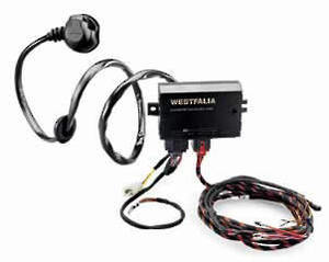 Westfalia-Automotive Electronic Trailer Wiring Interface. The German made, high quality option for your towbar installation