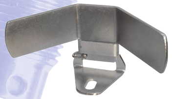 Two Piece Backing Guide for fitting on your towbar