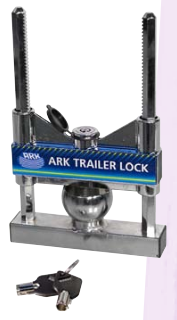 Coupling Lock for your towbar