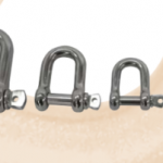 Stainless Steel D Shackles for Towbars