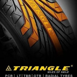 Triangle Tyres a revolution on low cost motoring