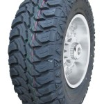 The Doublestar Wild Tiger MT tyre has super off road mud and rough terrain capability