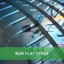 Runflat tyres are essential fitment on Runflat equiped vehicles