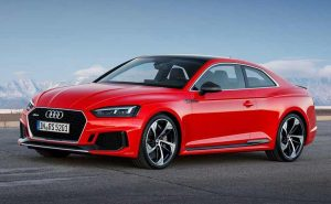 The 2018 Audi S 5 coupe has Hankook S1 Evo 2 tyres as original equipment.