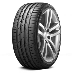 Hankook K117, a top sporty tyre suited to daily use