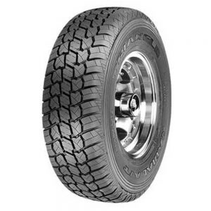The Triangle TR292 is a genuine 50/50 road and offroad tyre